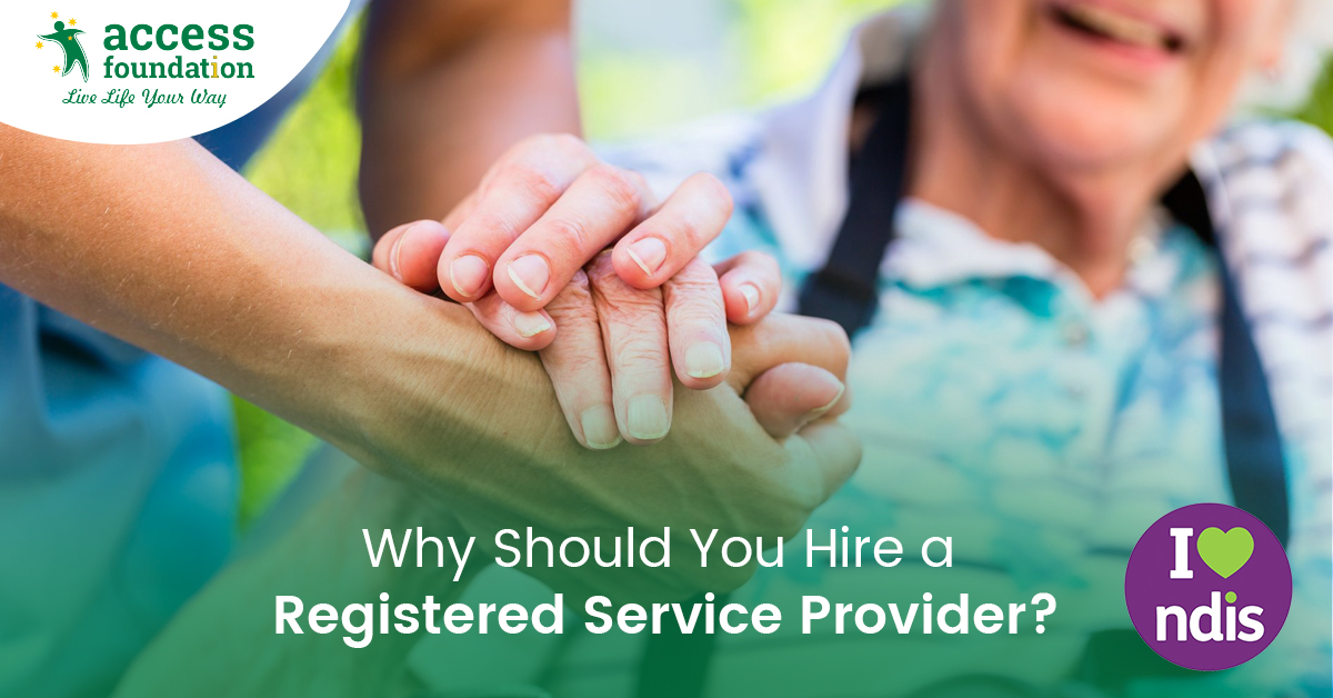 Registered NDIS Service Providers