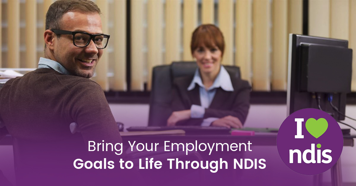 Supporting Your Employment Goals