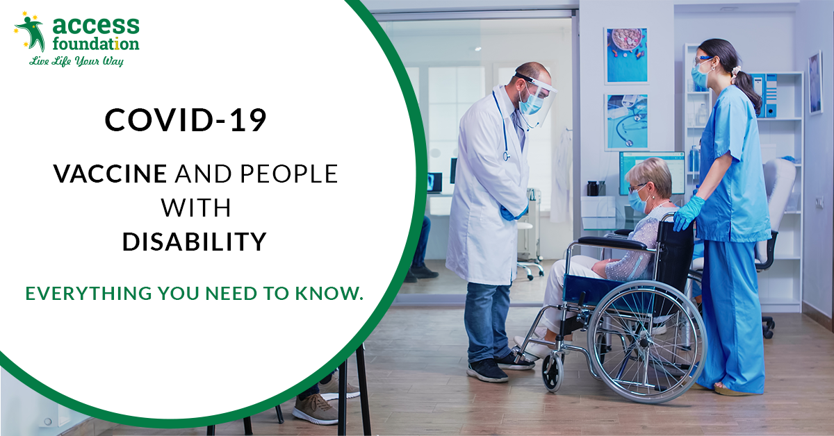 Covid-19 Vaccine and People with disability